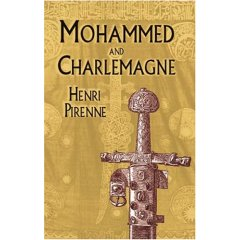 pirenne thesis mohammed and charlemagne