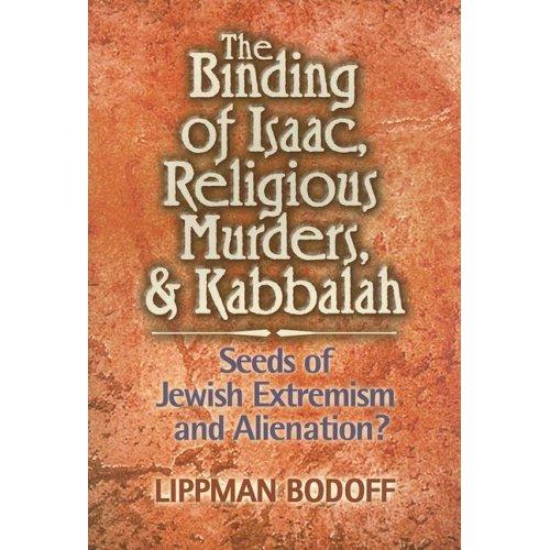 JEWISH EXTREMISM: LIPPMAN BODOFF BOOK